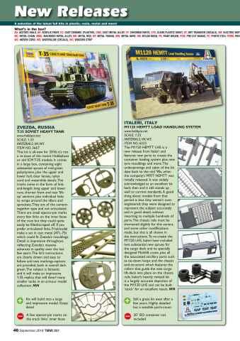Tamiya Model Magazine Preview 46