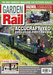 Garden Rail issue September 2016