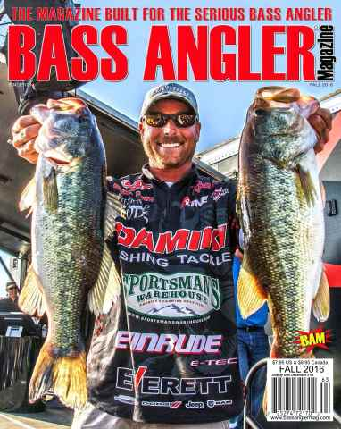 BASS ANGLER MAGAZINE Preview 1