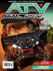 ATV Trail Rider issue Sep Oct 2016