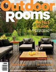 Outdoor Rooms issue Issue#32 - 2016