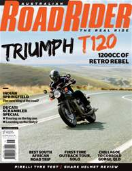 Australian Road Rider issue Issue#128 Sep 2016