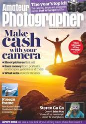Amateur Photographer issue 27th August 2016