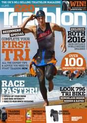 220 Triathlon Magazine issue September 2016