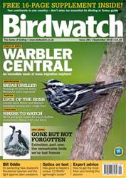 Birdwatch Magazine issue September 2016