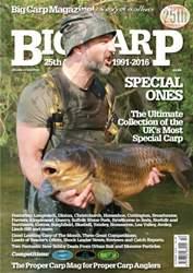 Big Carp Magazine issue Big Carp 242