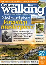 Country Walking issue September 2016