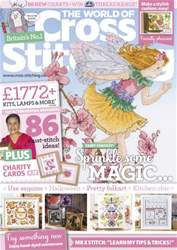 The World of Cross Stitching issue October 2016