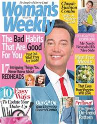 Womans Weekly issue 23rd August 2016
