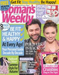 Womans Weekly issue 30th August 2016