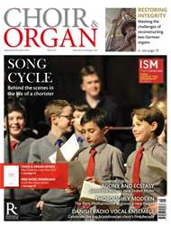 Choir & Organ issue Sept - Oct