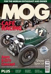 MOG Magazine issue Issue 54 - September 2016