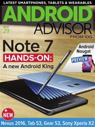 Android Advisor issue 29