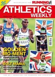 Athletics Weekly issue 18/08/2016
