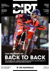 Inside Dirt issue Issue 14: MXN Round 9/10