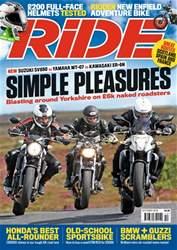 Ride issue October 2016