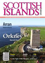 Scottish Islands Explorer Magazine Cover