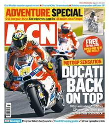 MCN issue 17th August 2016