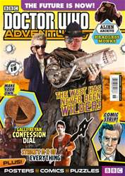 Doctor Who Adventures Magazine issue 18.08.2016 Issue 18