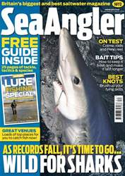 Sea Angler issue Issue 535