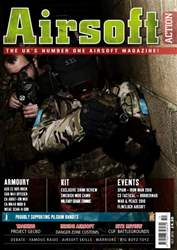 Airsoft Action issue October 2016