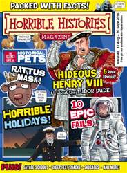 Horrible Histories issue Issue 49