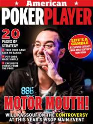 American PokerPlayer issue August 2016