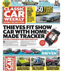 Classic Car Weekly issue 17th August 2016