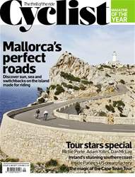 Cyclist issue September 2016
