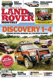 Land Rover Monthly issue October 2016