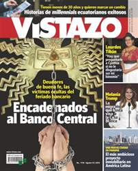 Revista Vistazo issue VISTAZO 1176