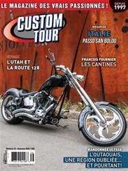 Custom Tour issue Automne 2016