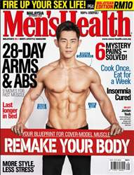 Men's Health Malaysia issue September 2016