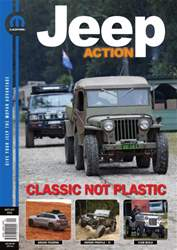 Jeep Action issue Sept/Oct 2016