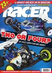 Radio Control Car Racer issue Oct 16