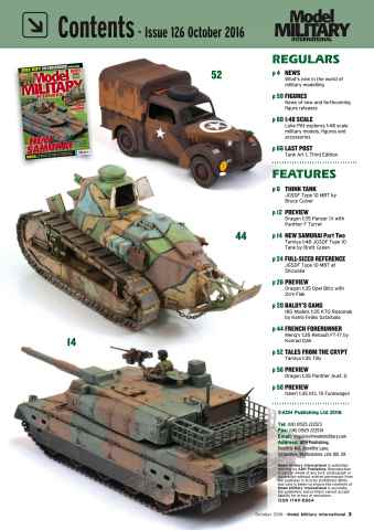 Model Military International Preview 3