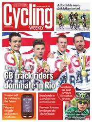 Cycling Weekly issue August 18, 2016