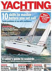 Yachting Monthly issue September 2016