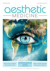 Aesthetic Medicine issue AM September 2016