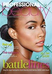 Professional Beauty issue PB September 2016