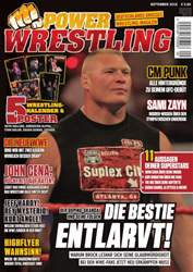 Power-Wrestling issue September 2016