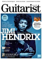 Guitarist issue September 2016