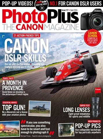 PhotoPlus issue September 2016