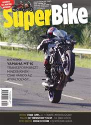 Superbike Hungary issue sept 16
