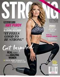 Strong Fitness issue September / October