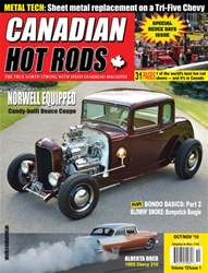 Canadian Hot Rods issue octnov2016
