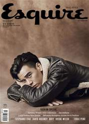 Esquire Malaysia issue September 2016