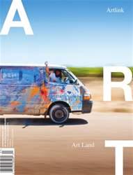 Artlink Magazine issue Art Land