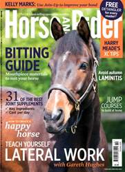 Horse&Rider Magazine - UK equestrian magazine for Horse and Rider issue  Horse&Rider Magazine -  October 2016