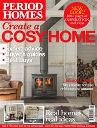 British Period Homes issue No. 76 Create a Cosy Home